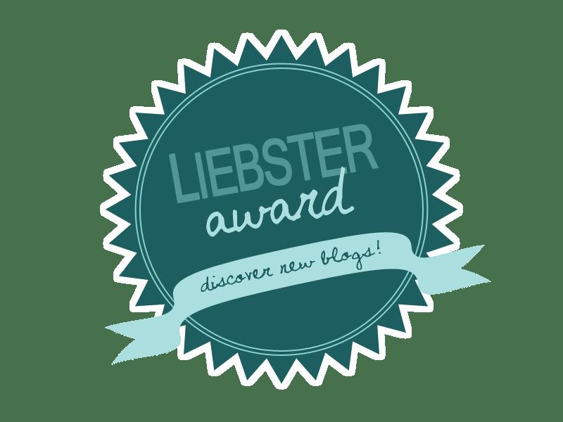 Liebster Award-díjat kaptam! Nem is egyet, hanem rögtön kettőt :)