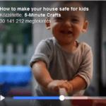 Apró bababiztonsági trükkök – videó
